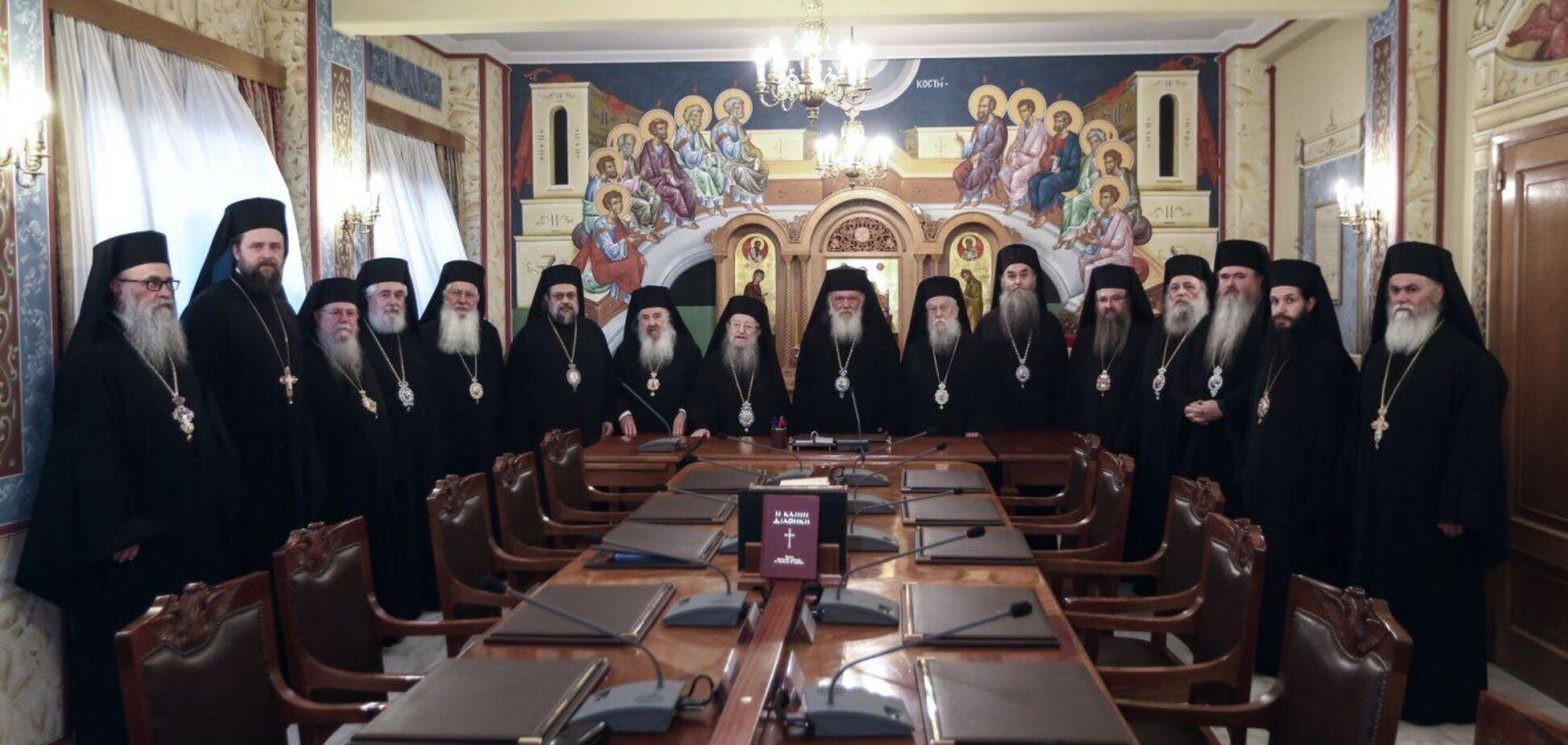 Синод Кіпрської церкви визнав ПЦУ