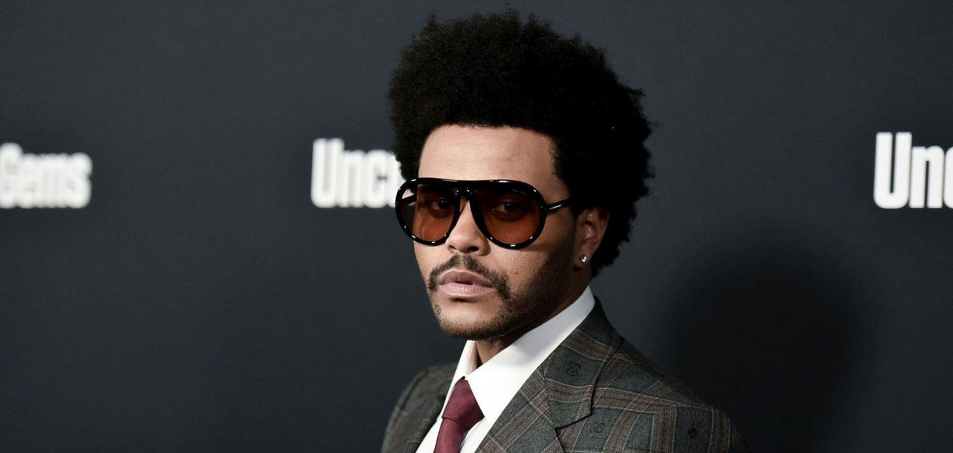 The Weeknd звинуватив організаторів 'Ґреммі-2021' в корупції