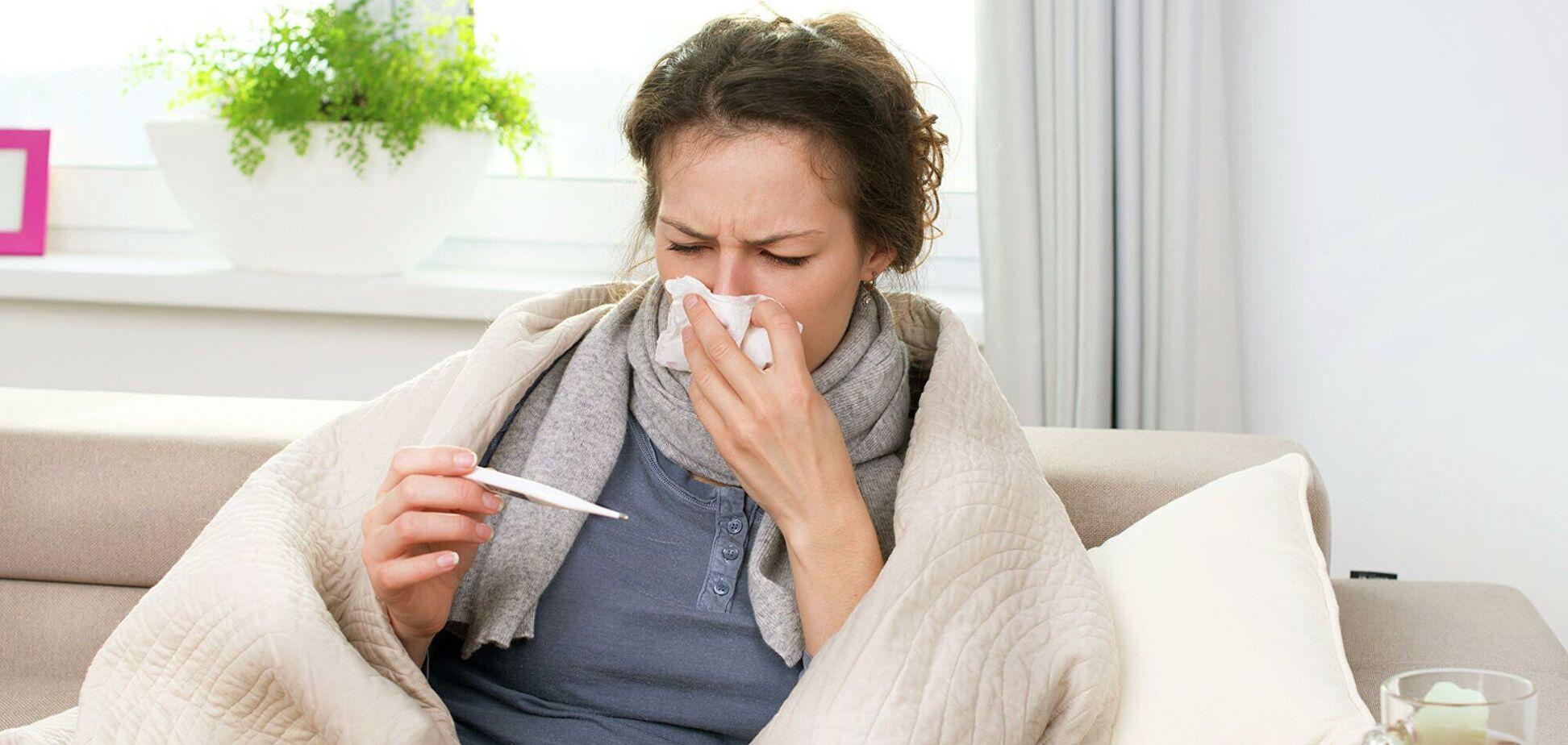 Вчені знайшли причину високої смертності від грипу