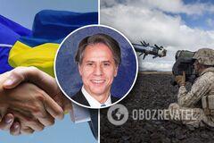 Энтони Блинкен поддерживал вступление Украины в НАТО и предоставление ей оружия