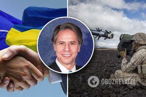 Ентоні Блінкен підтримував вступ України в НАТО і надання зброї