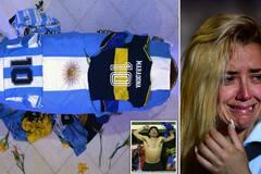 Марадона помер