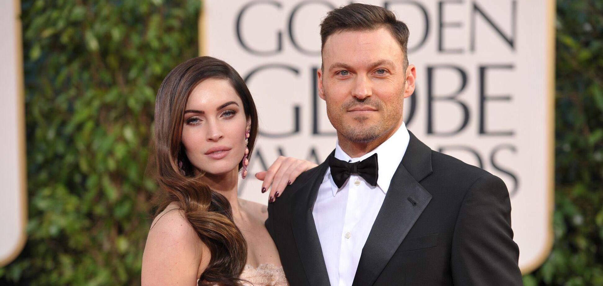 Меган Фокс подала на развод с Брайаном Остином Грином
