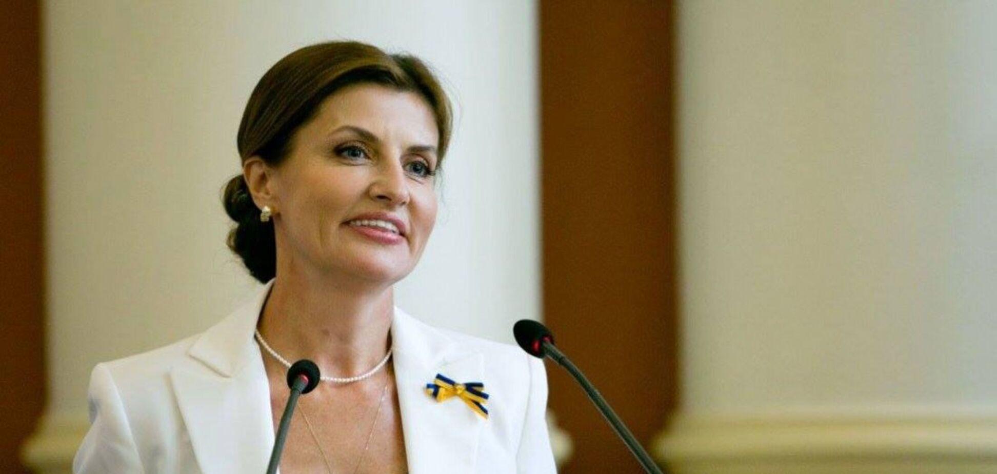 Марина Порошенко призвала поддержать женщин, страдающих от пандемии COVID-19