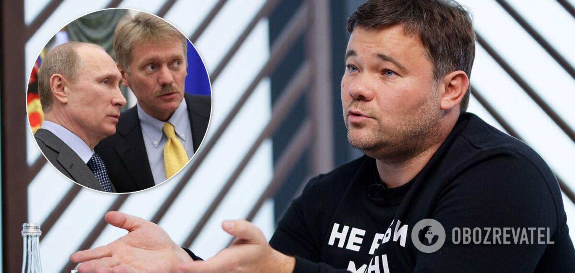 У Путина ответили Богдану за призыв о 'шаге назад' на Донбассе