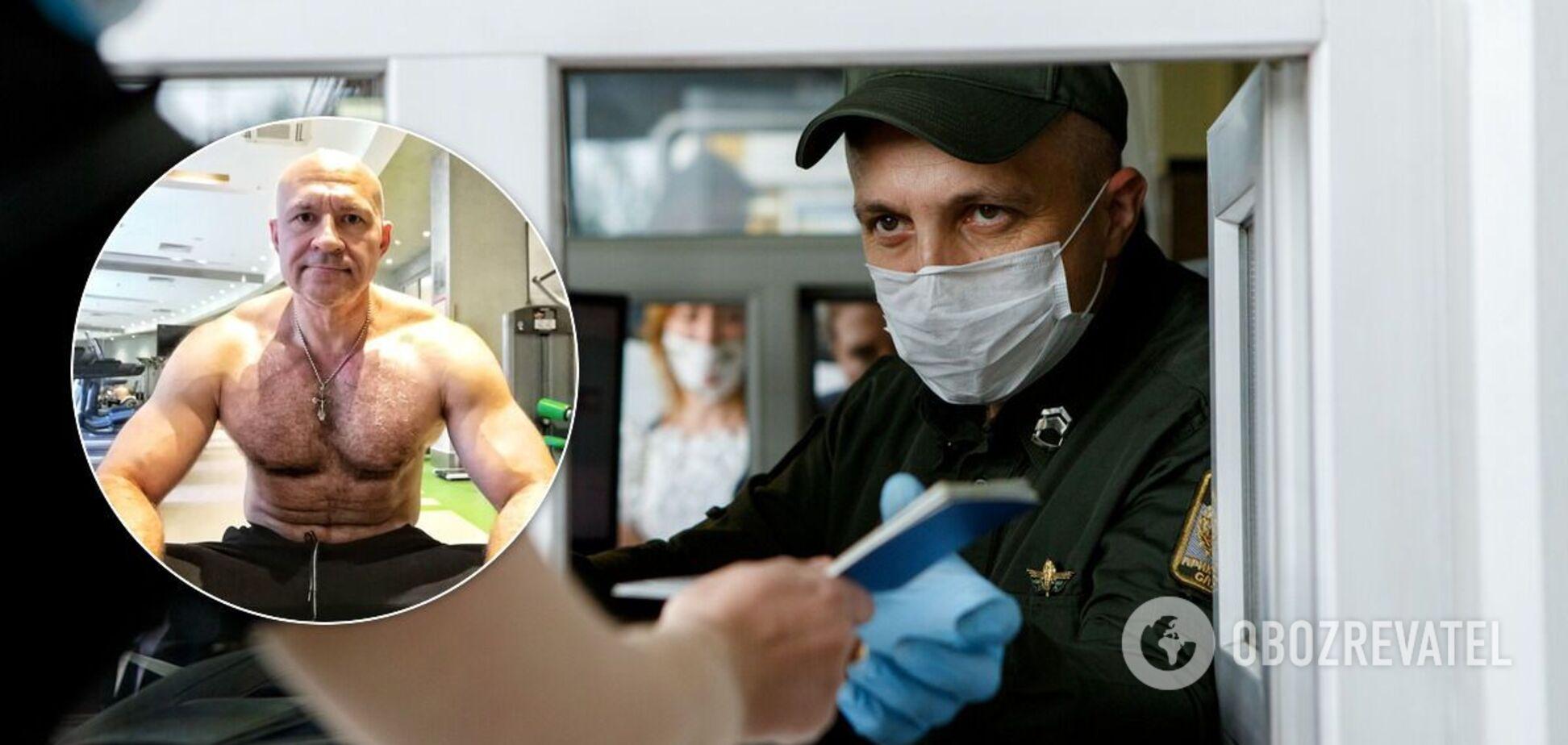 В Украину не пустили оператора пропагандистского росСМИ, замеченного в 'Миротворце'. Видео