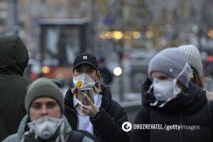 Лікар наполягає на введенні повного локдауна в Україні