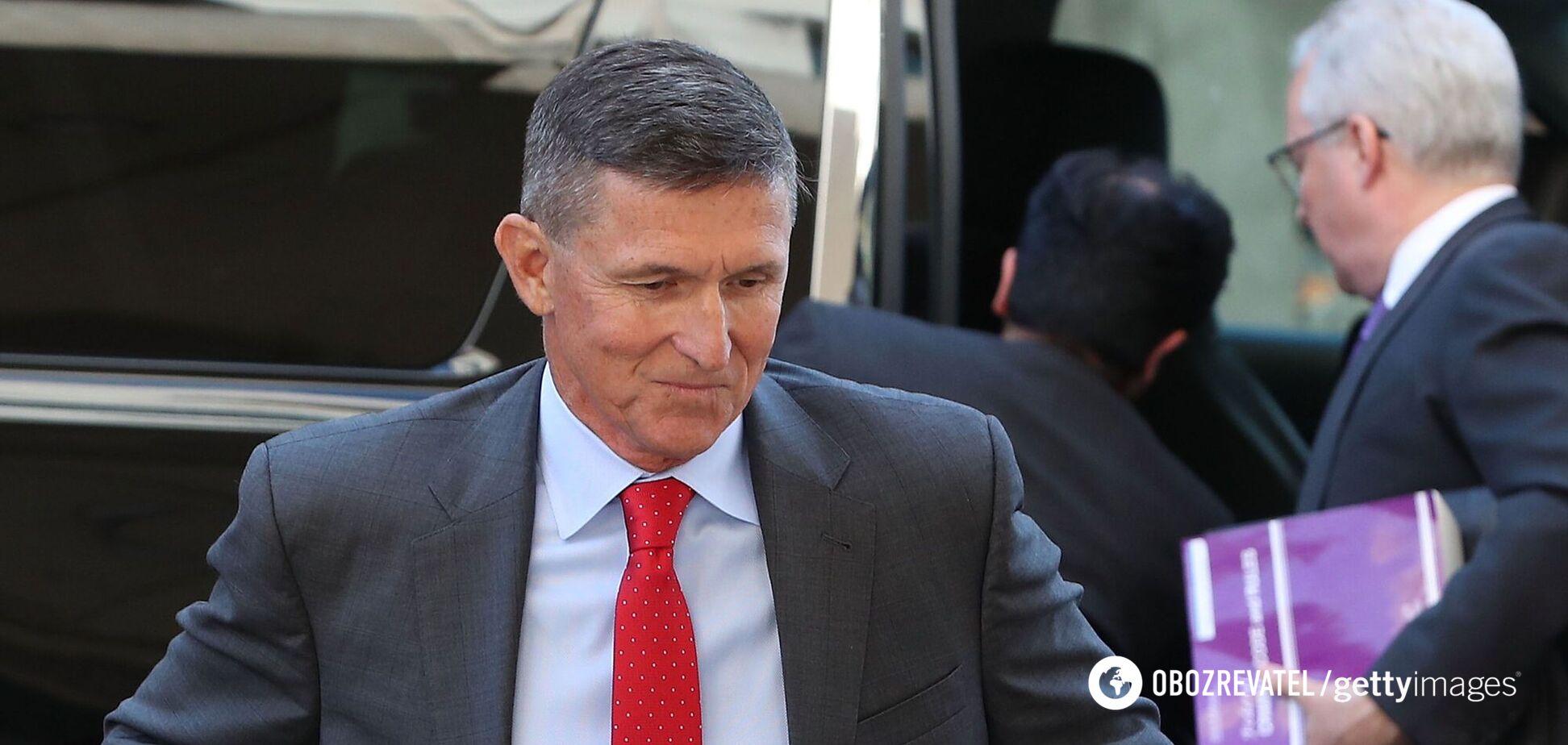 Трамп помилував ексрадника Флінна, який брехав ФБР про контакти з Росією