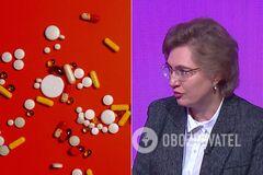 Врач Ольга Голубовская
