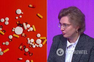 Лікарка Ольга Голубовська