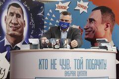 Виталий Кличко выдал самоироничную книгу