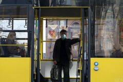 Шмыгалю предложили ограничить работу транспорта
