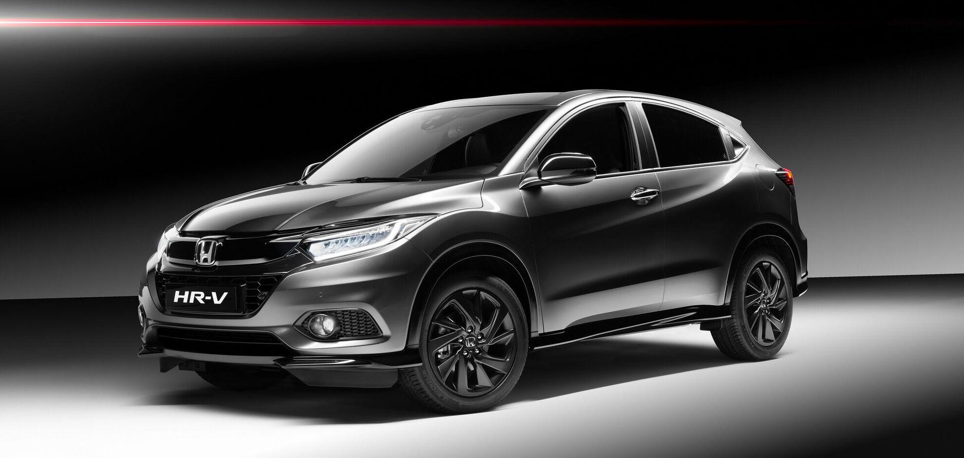 Honda представила в Украине кроссовер HR-V Sport
