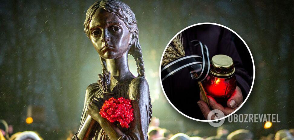 День памяти жертв Голодоморов в 2020 году приходится на 28 ноября