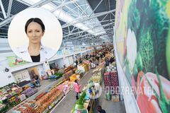 Замдиректора рынка 'Столичный': у главной причины проблем предприятия есть имя – Влада Молчанова