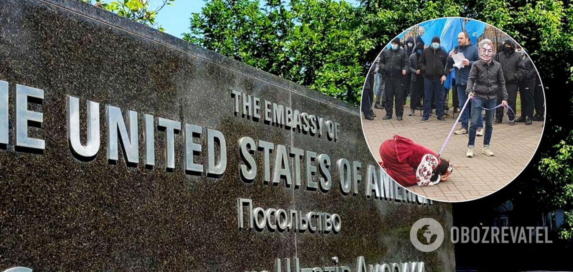 У США прокоментували звинувачення у 'зовнішньому управлінні'