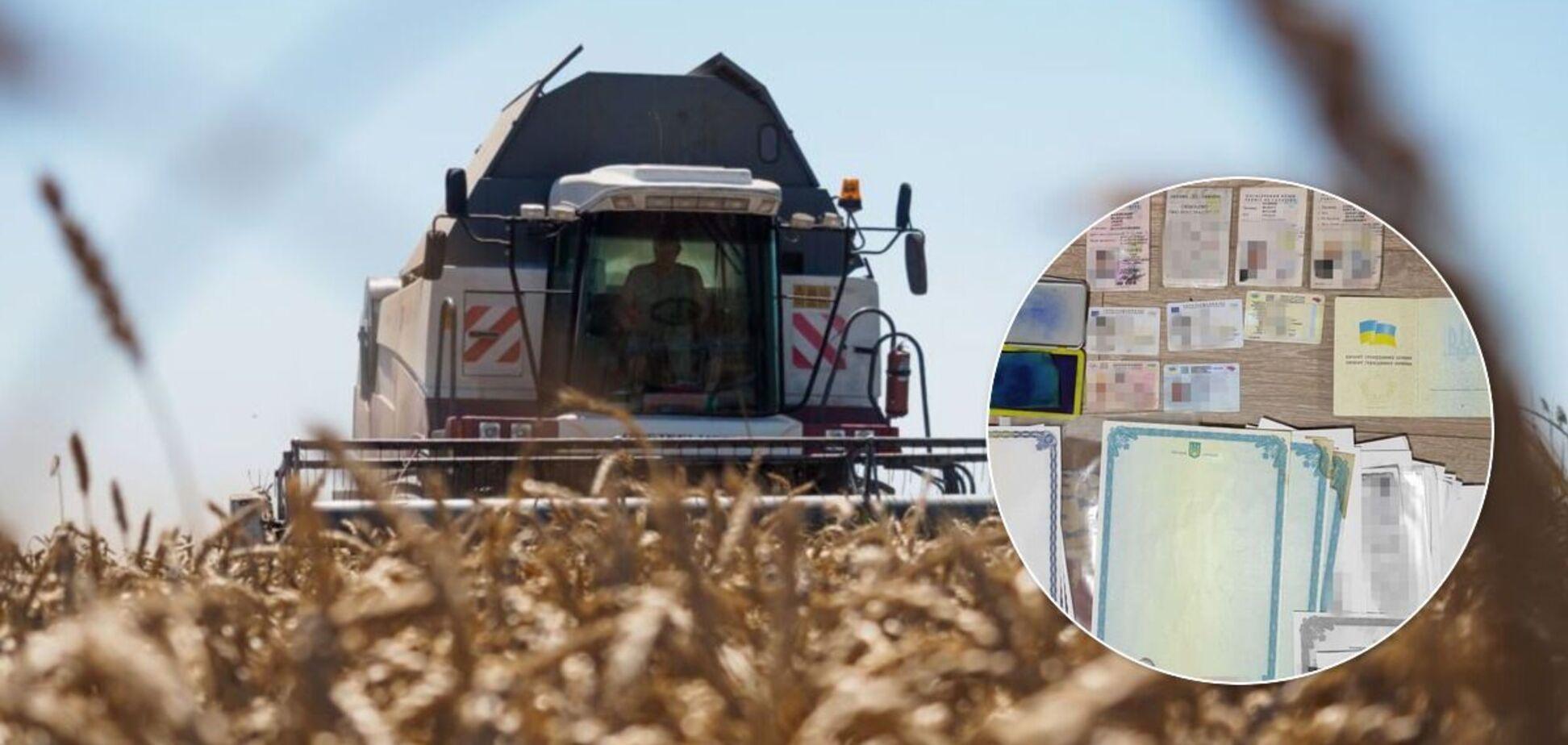 СБУ викрила рейдерів, які планували заволодіти чужим майном на 200 млн гривень. Фото та відео