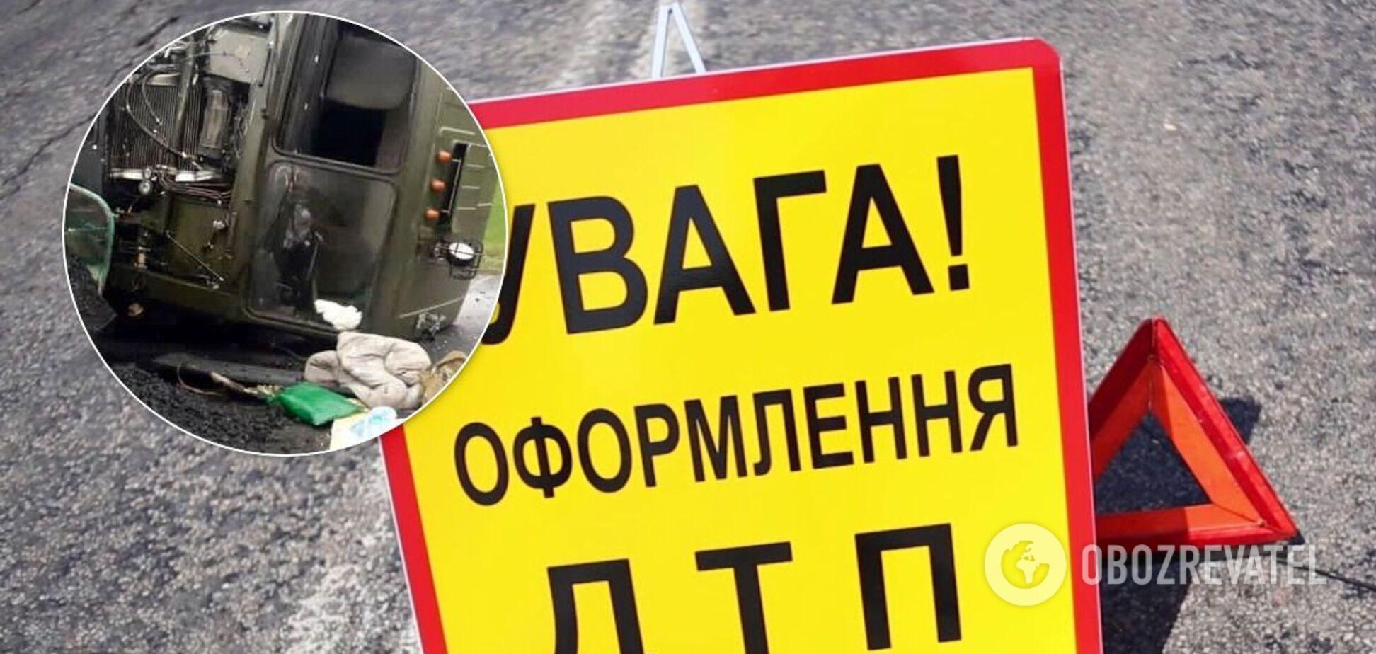 В ДТП возле Ольшанки погибли два человека