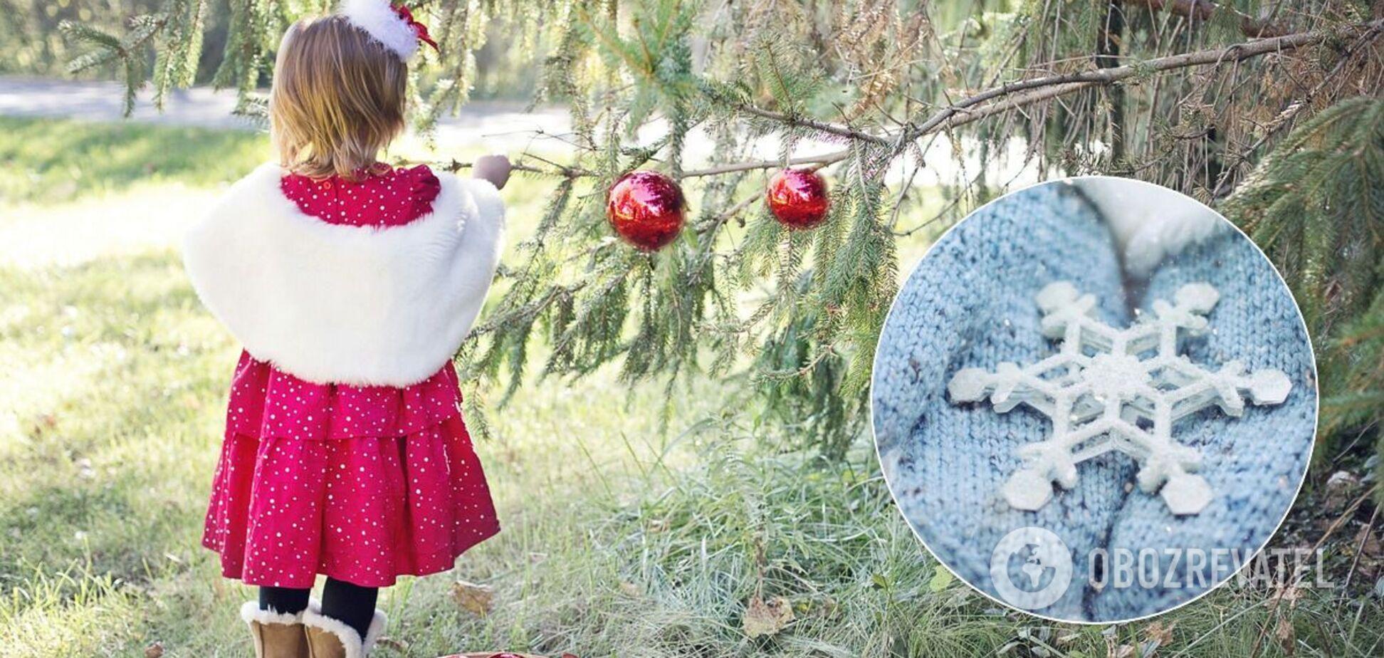 Грудень порадує зимовим бабиним літом