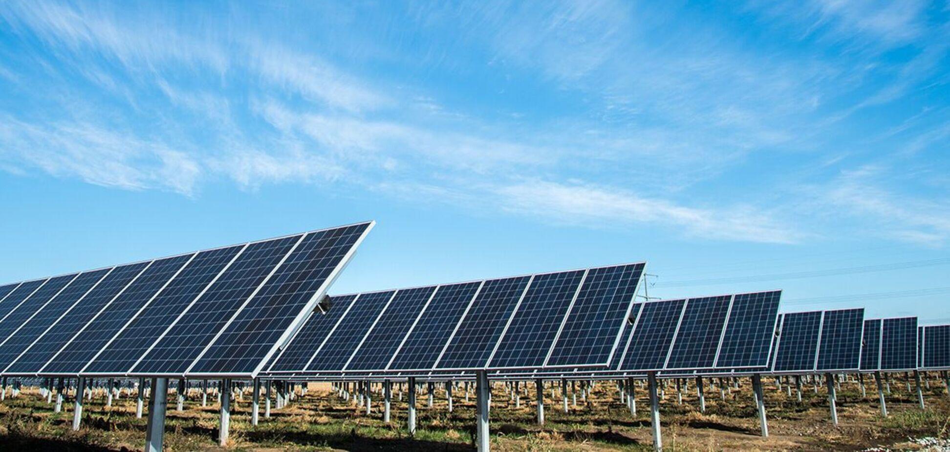 'Зеленую' электроэнергию в Украине можно купить по 1,6 грн за кВт-ч – результаты аукциона