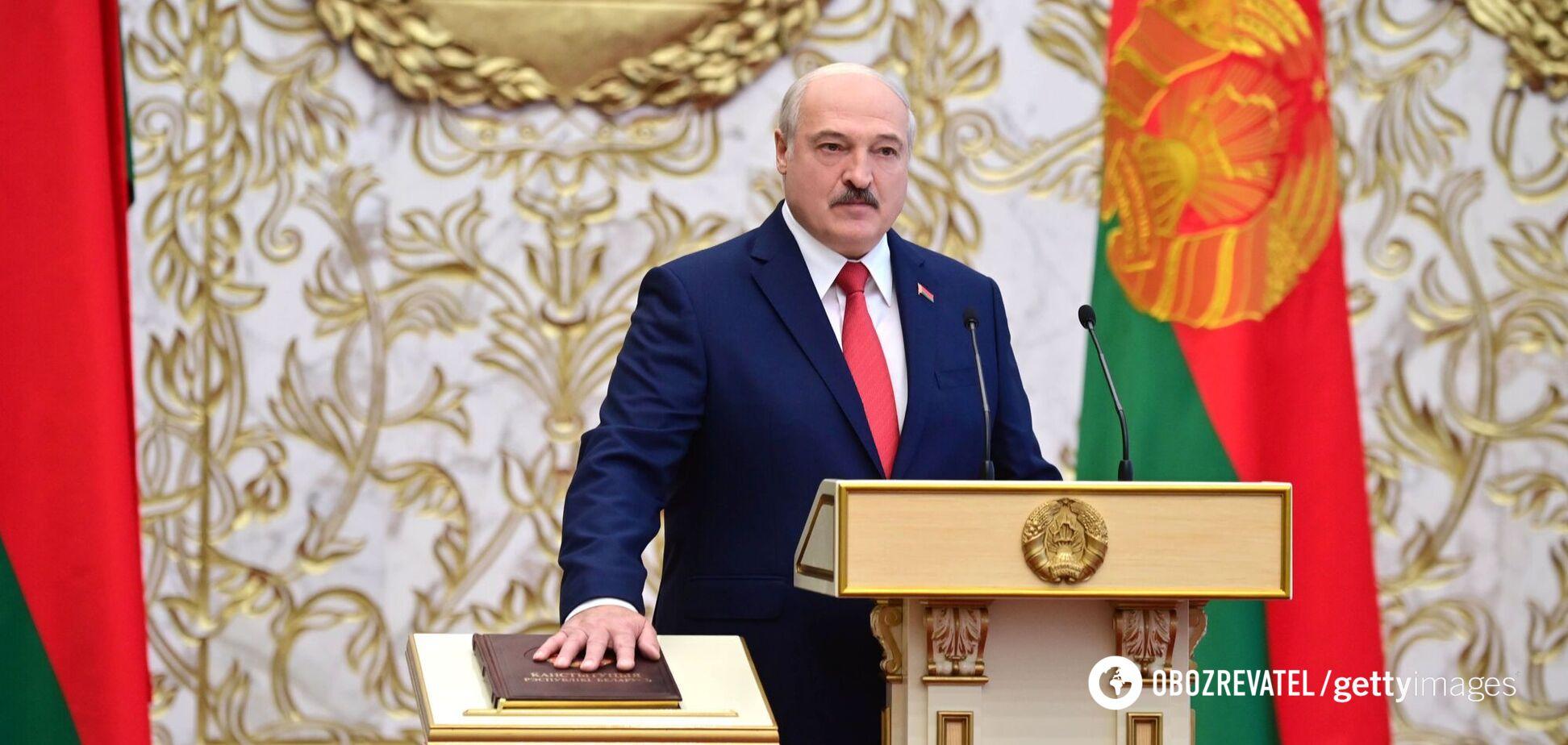 Лукашенко высказался об изменениях в Конституцию
