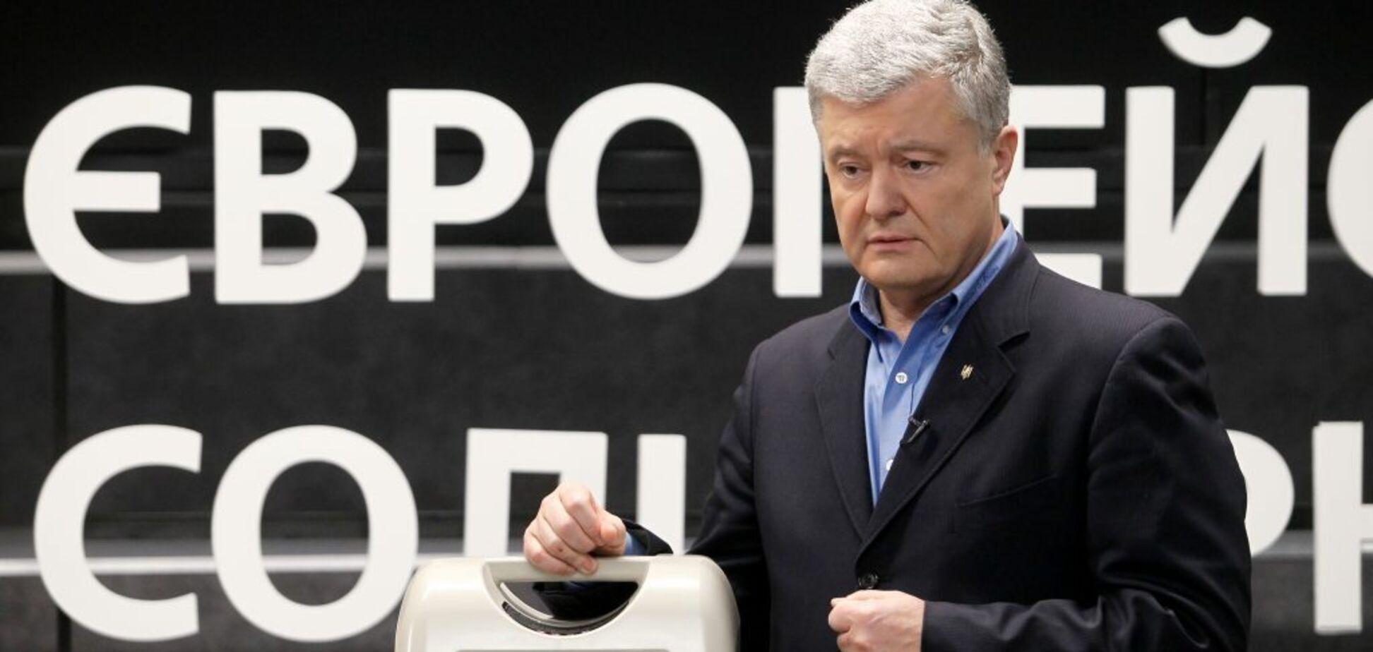 Порошенко передал первые кислородные концентраторы больницам Украины