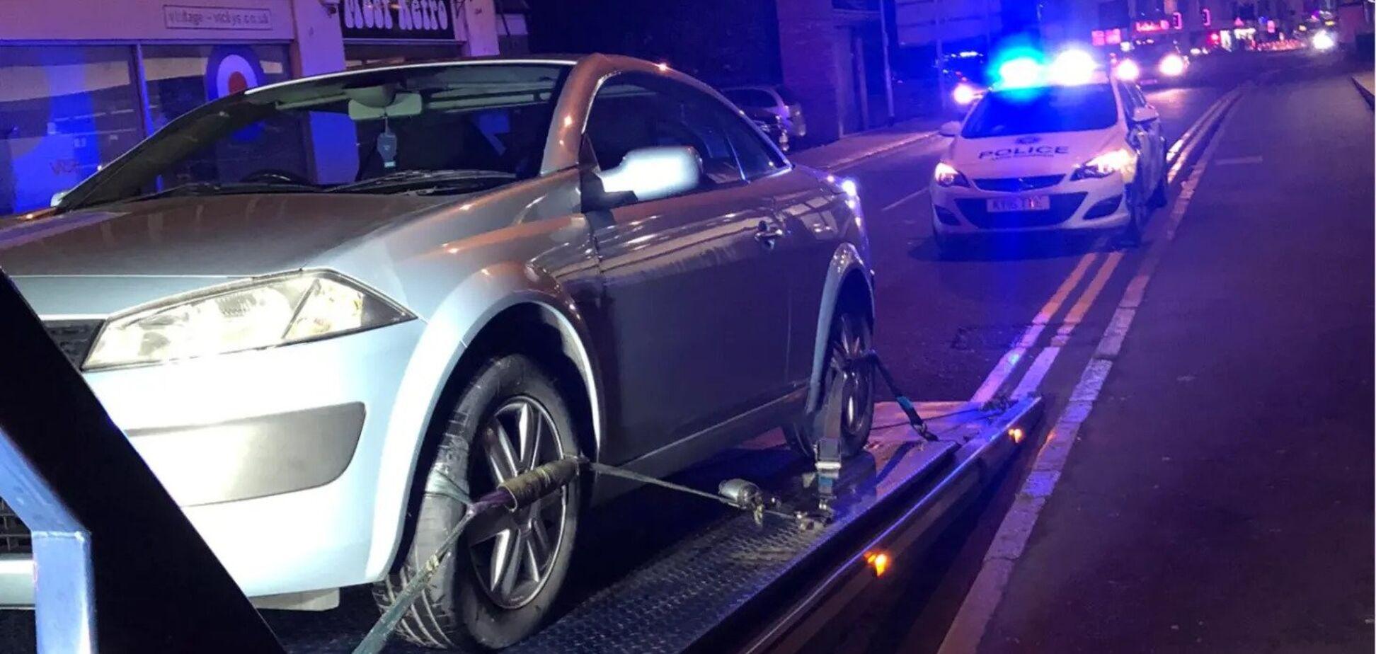 У автомобіліста конфіскували машину через 30 секунд після її купівлі