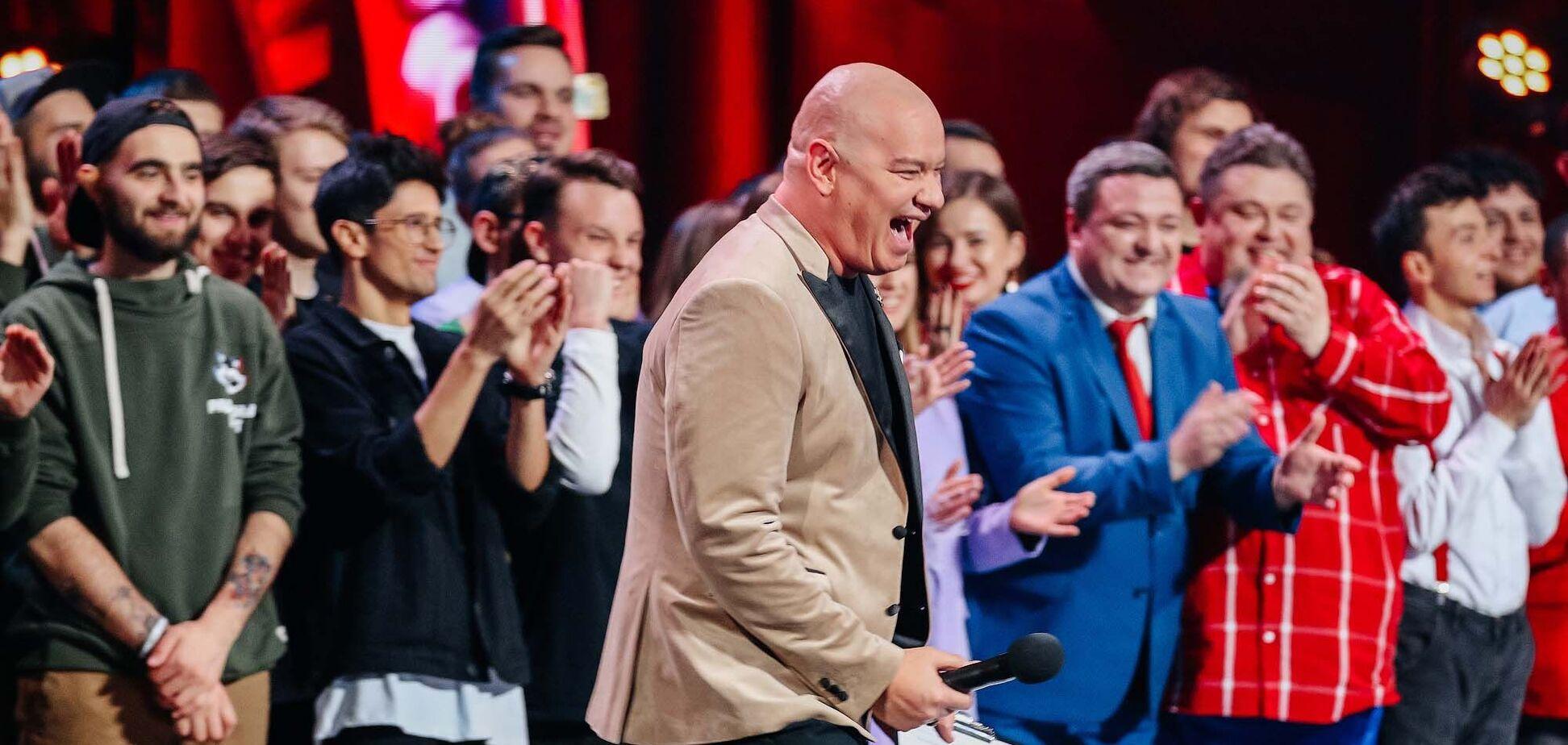 Фінал 'Ліги сміху': хто переміг у шостому сезоні і де дивитися випуск онлайн
