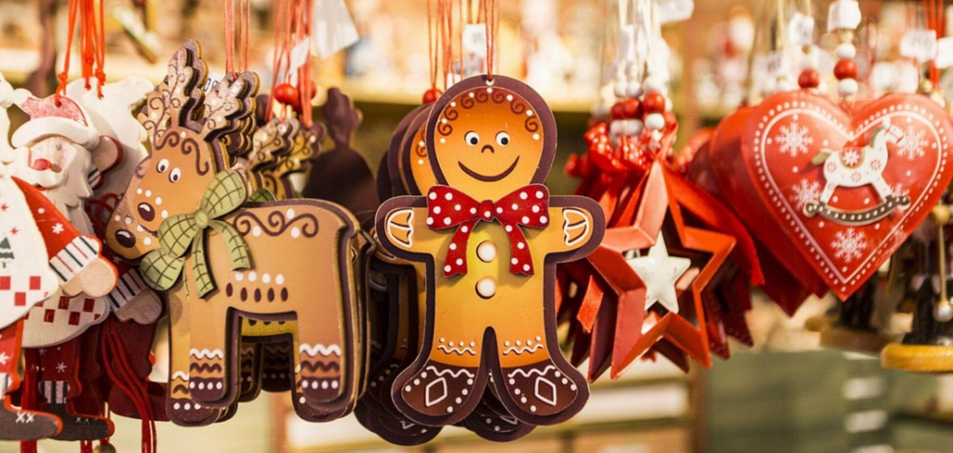 У місті на Харківщині вирішили проводити новорічні ярмарки