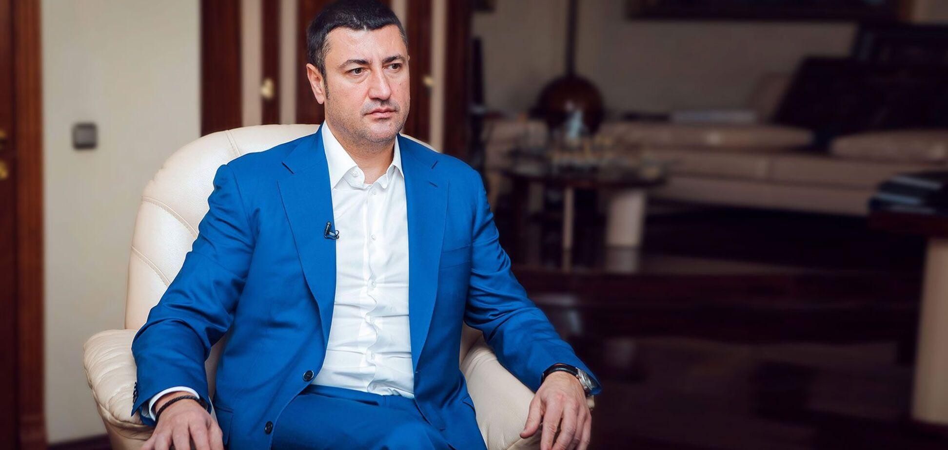 Олег Бахматюк прокомментировал заявление директора НАБУ Сытника