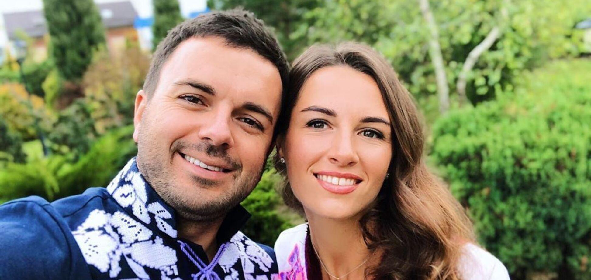 Григорій Решетник втретє став батьком