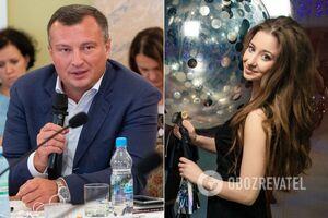 Олег Семинский с любовницей Екатериной Демченко