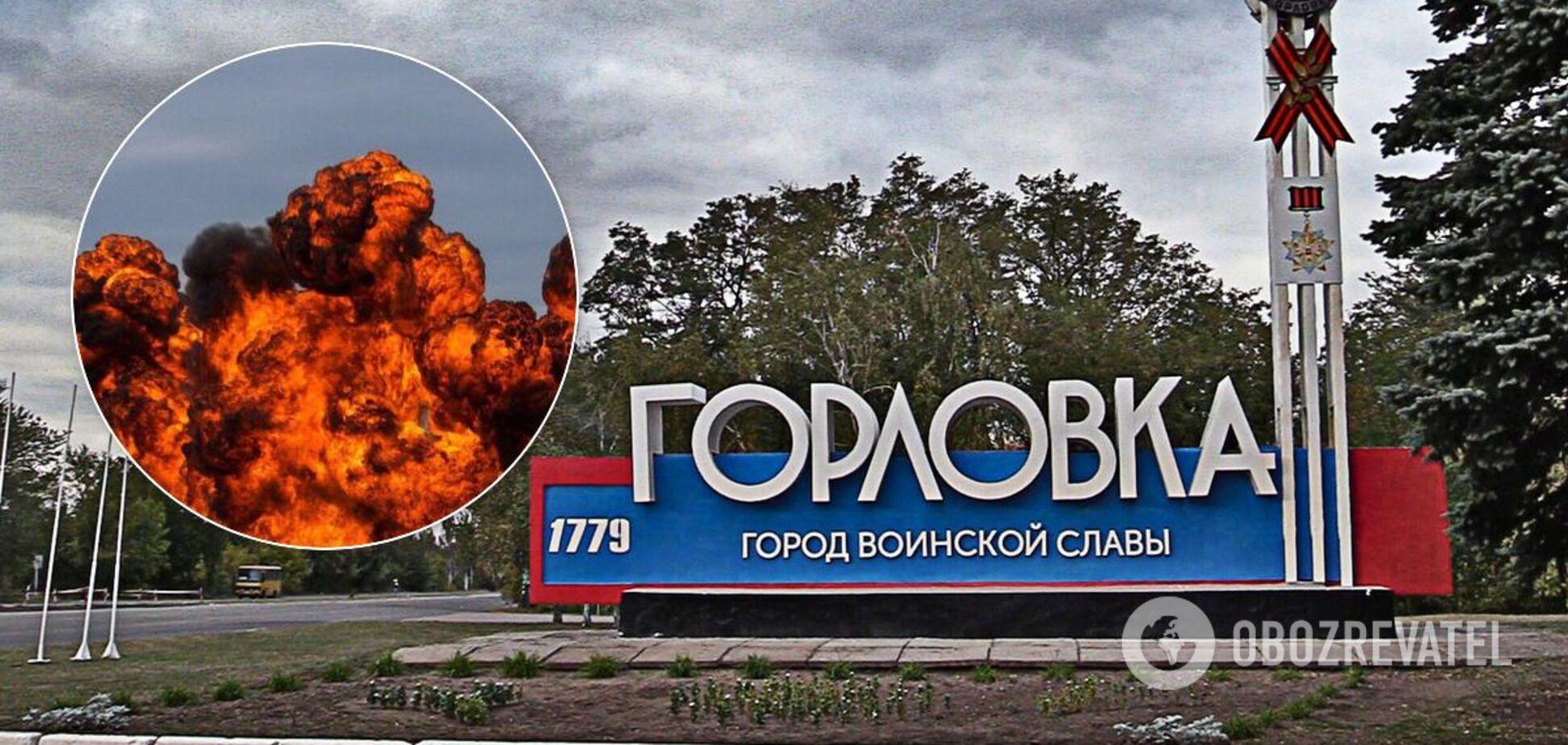 В Горловке мощные взрывы уничтожили зенитно-ракетные комплексы террористов