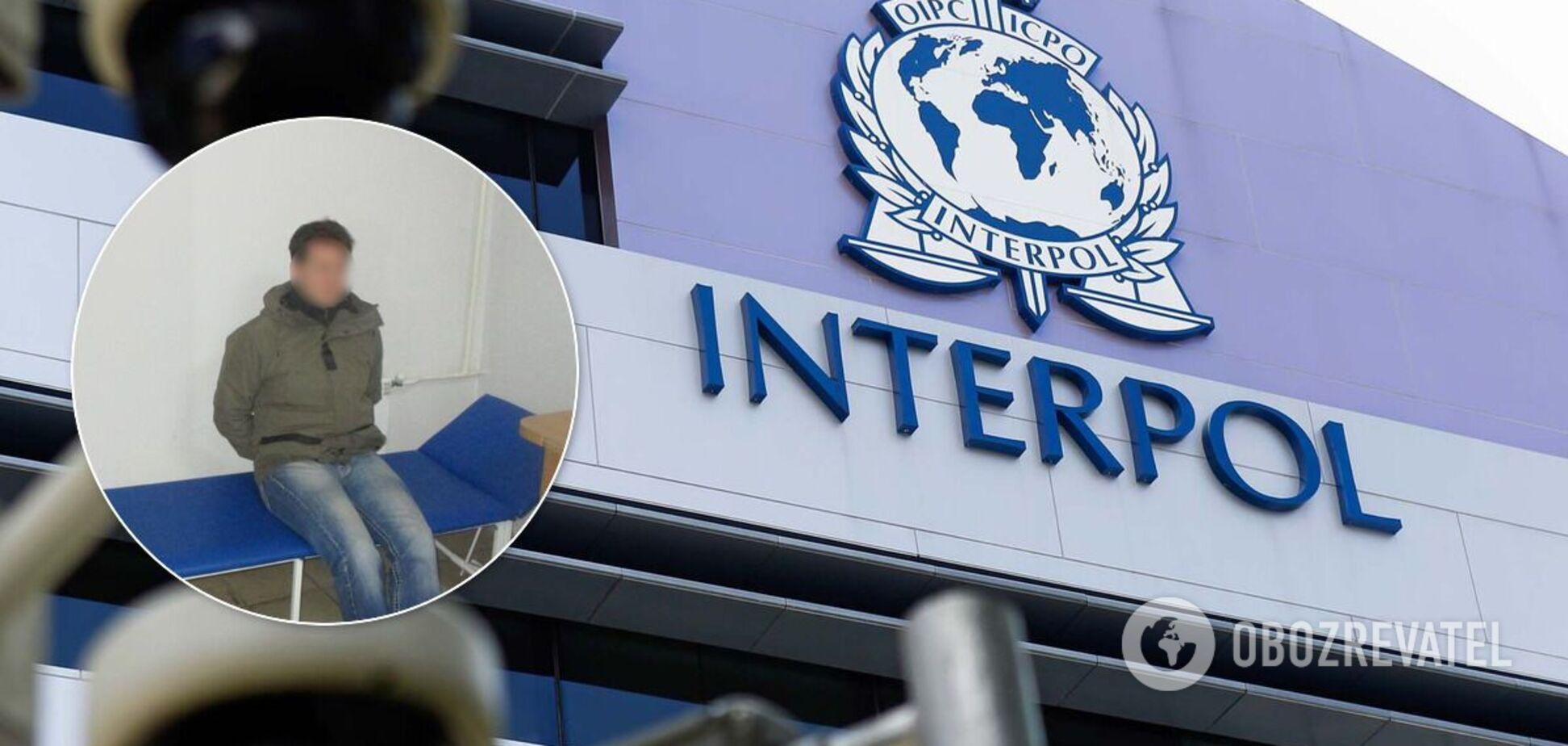 На кордоні з РФ затримали іноземця, якого розшукував Інтерпол. Фото
