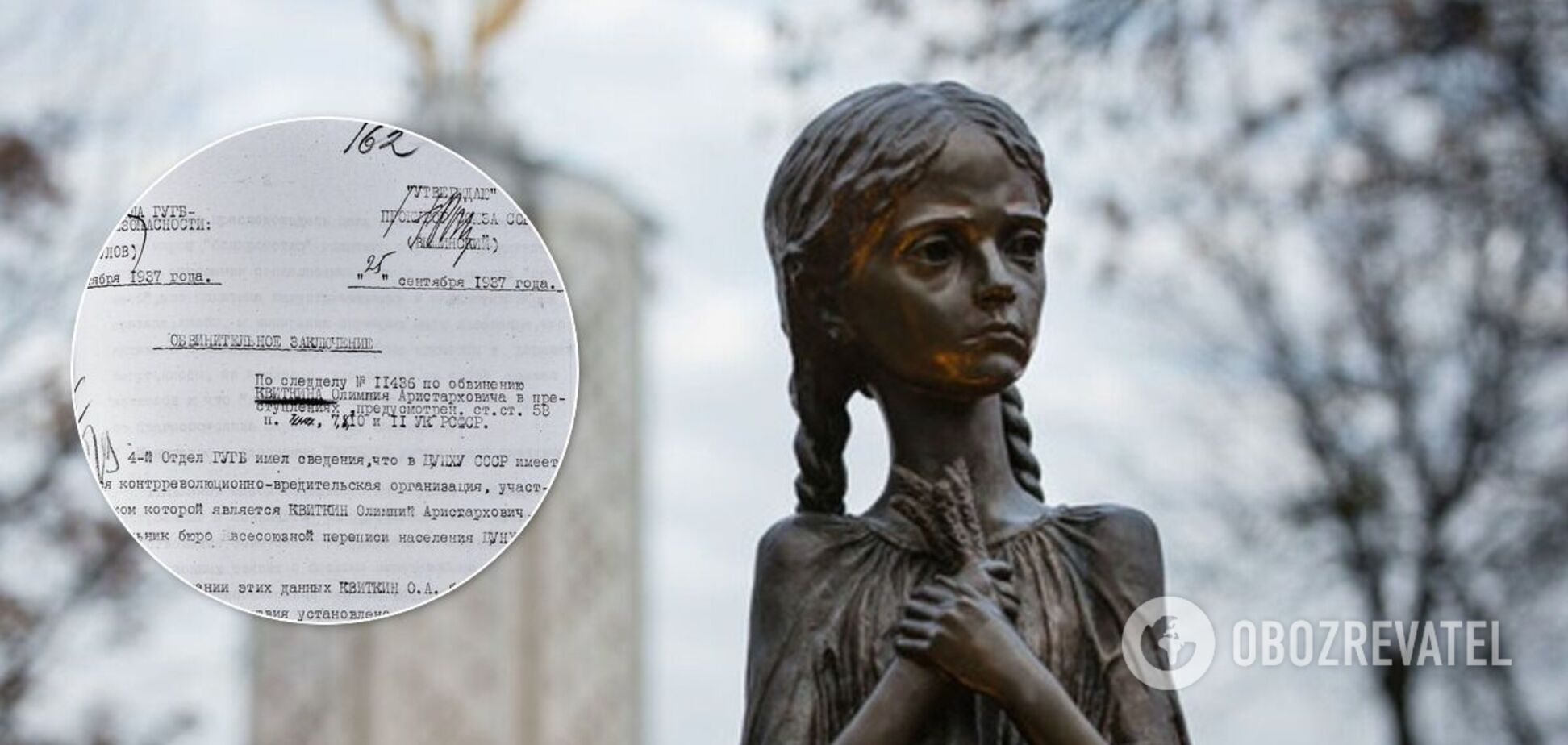 СБУ рассекретила архивы СССР о переписи населения после голодоморов в Украине