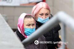Статистика по коронавирусу в Киеве