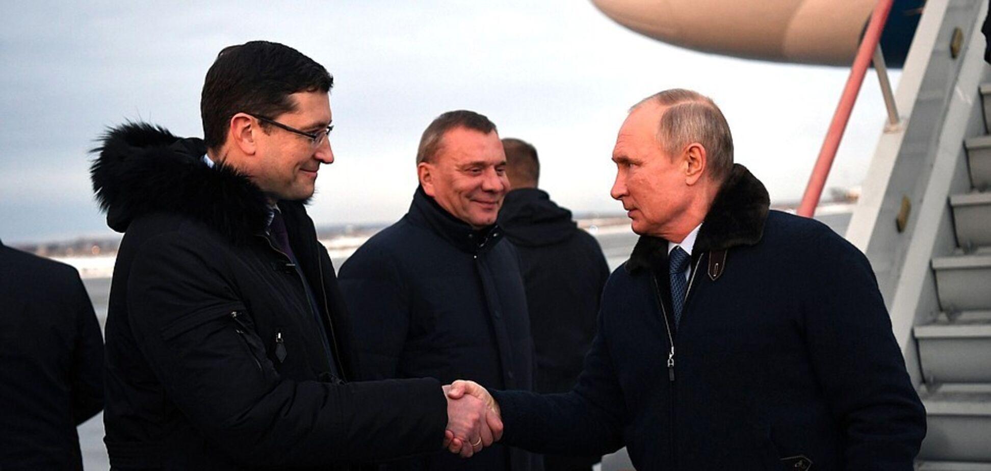 'Царь жив'? Что не так с Владимиром Путиным