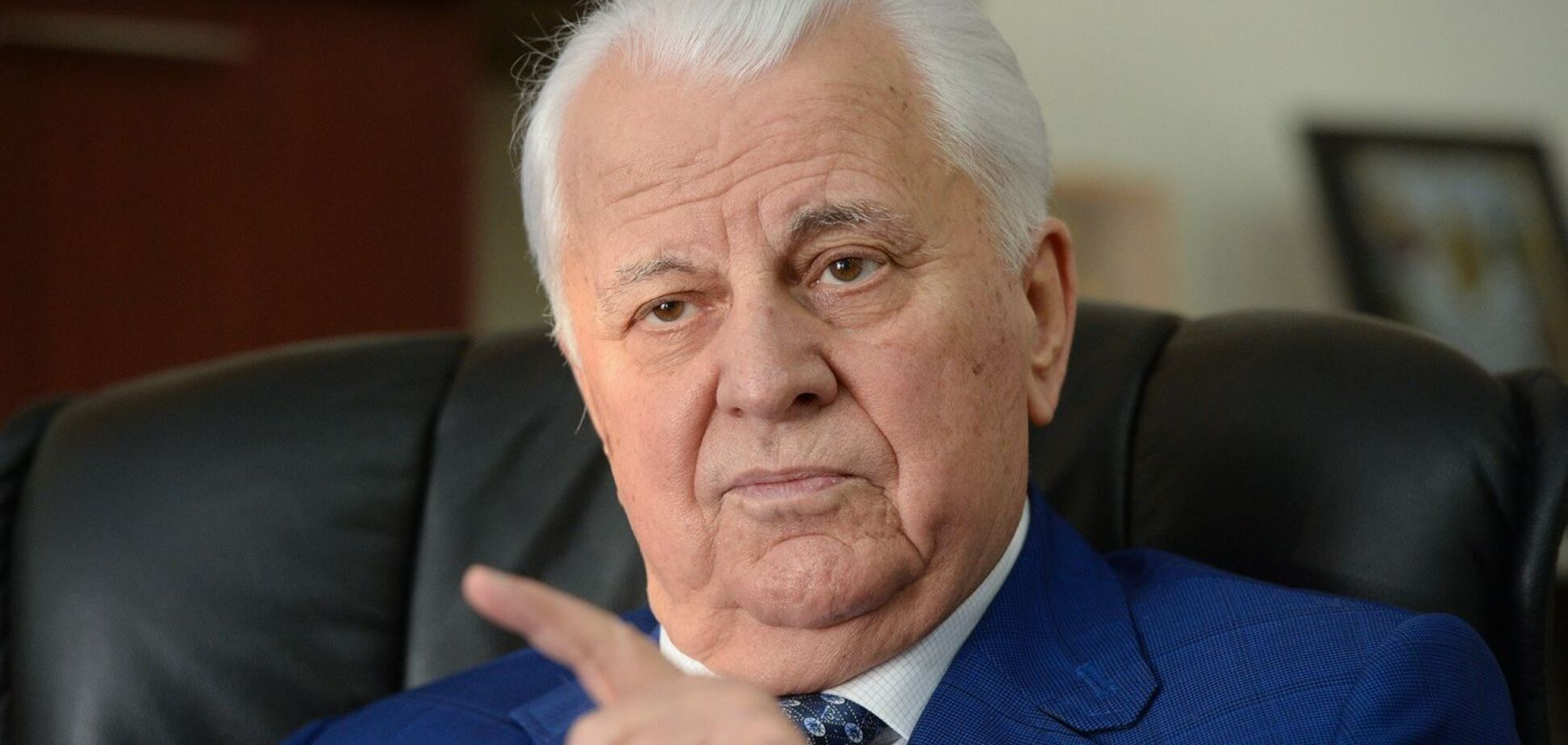 Кравчук заявил, что Россия блокирует почти все инициативы по Донбассу