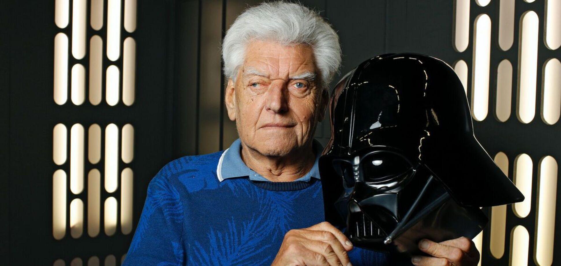 Помер актор, який зіграв Дарта Вейдера в 'Зоряних війнах'