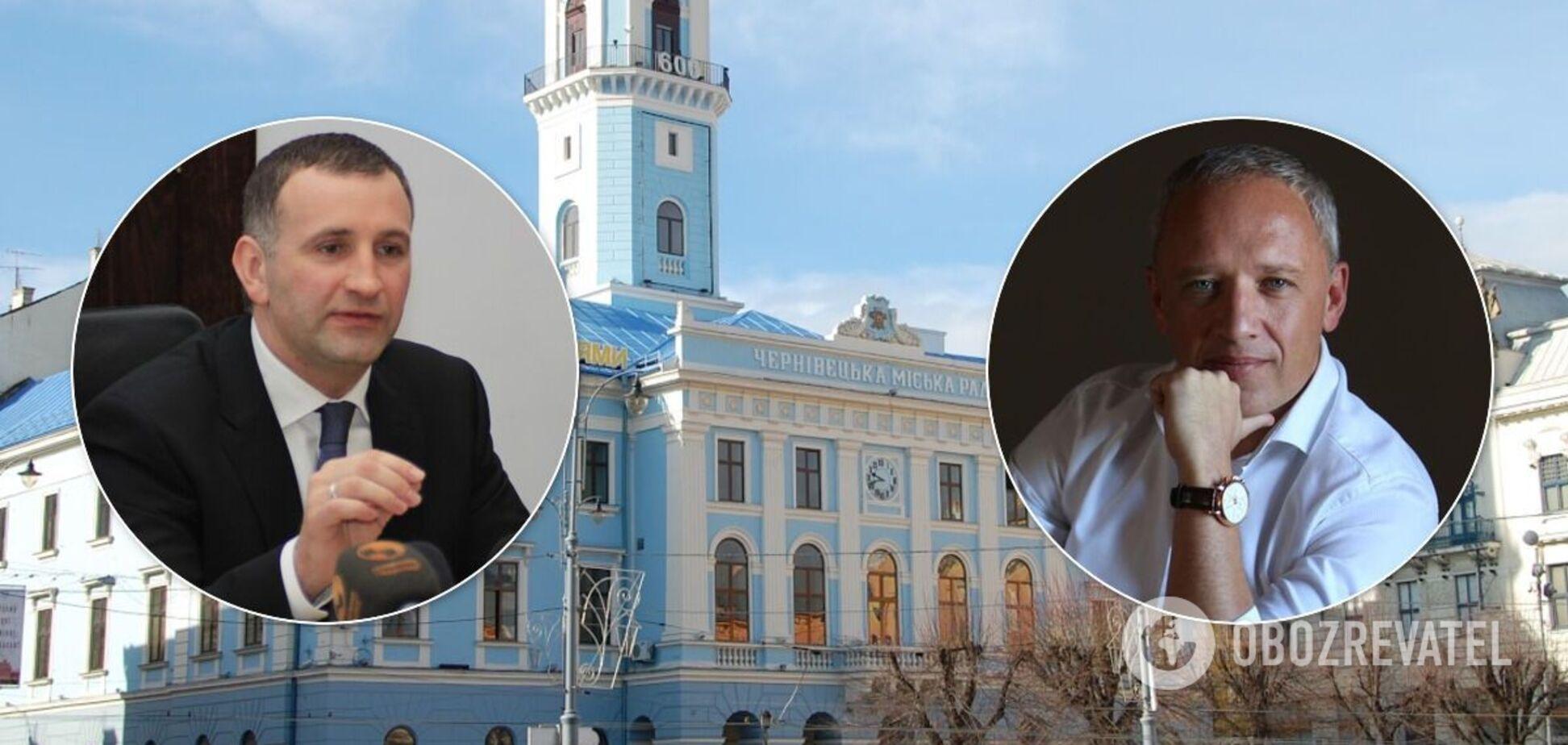 Выборы мэра Черновцов проходят 29 ноября