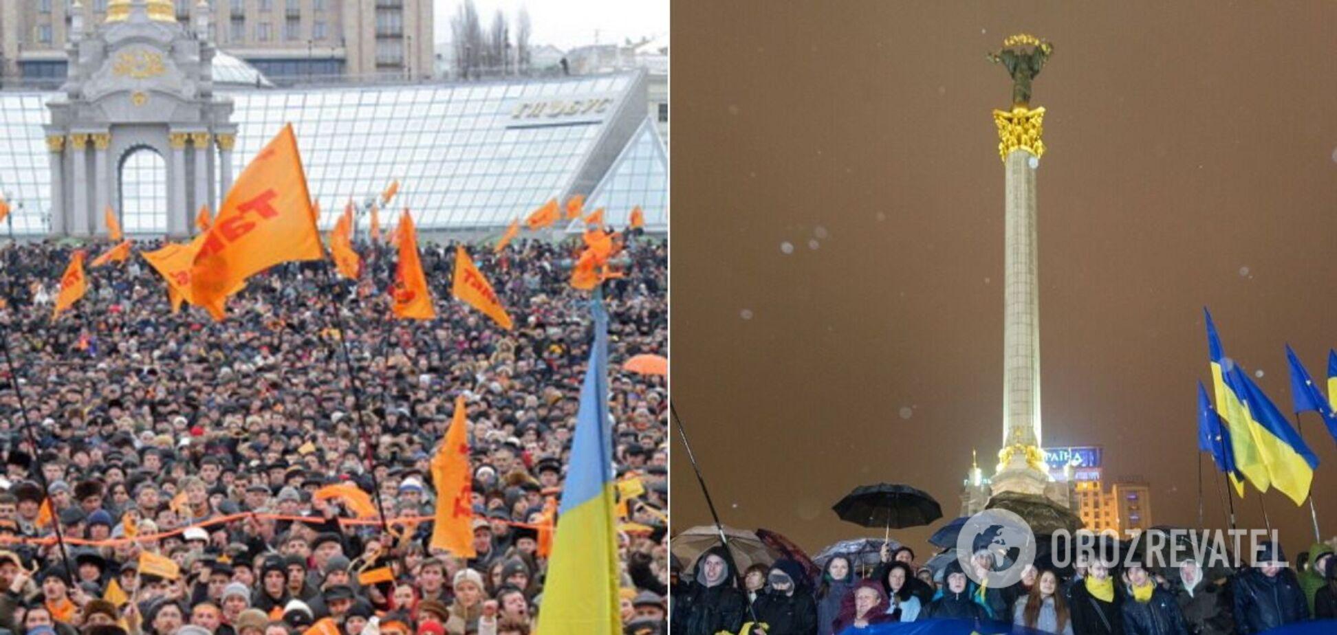 Дві революції в Україні як витоки довічного президентства Путіна