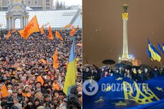Две революции в Украине как истоки пожизненного президентства Путина