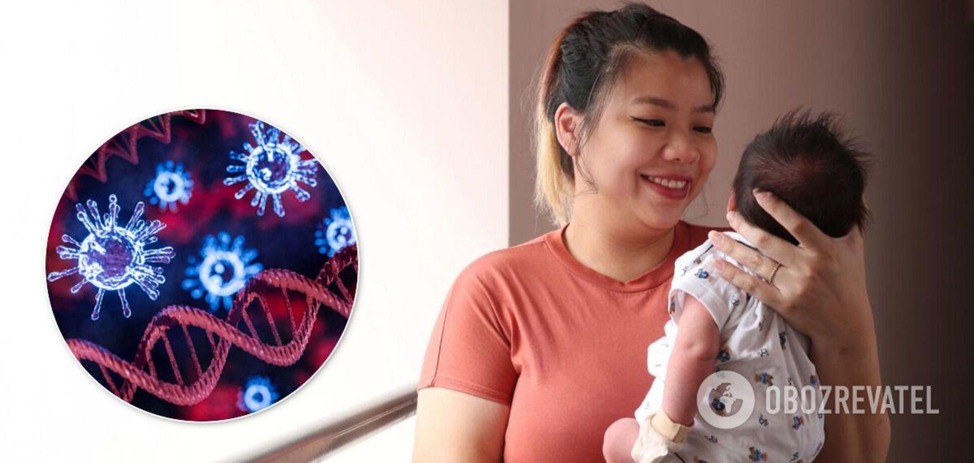 У Сінгапурі народилася дитина з антитілами до коронавірусу