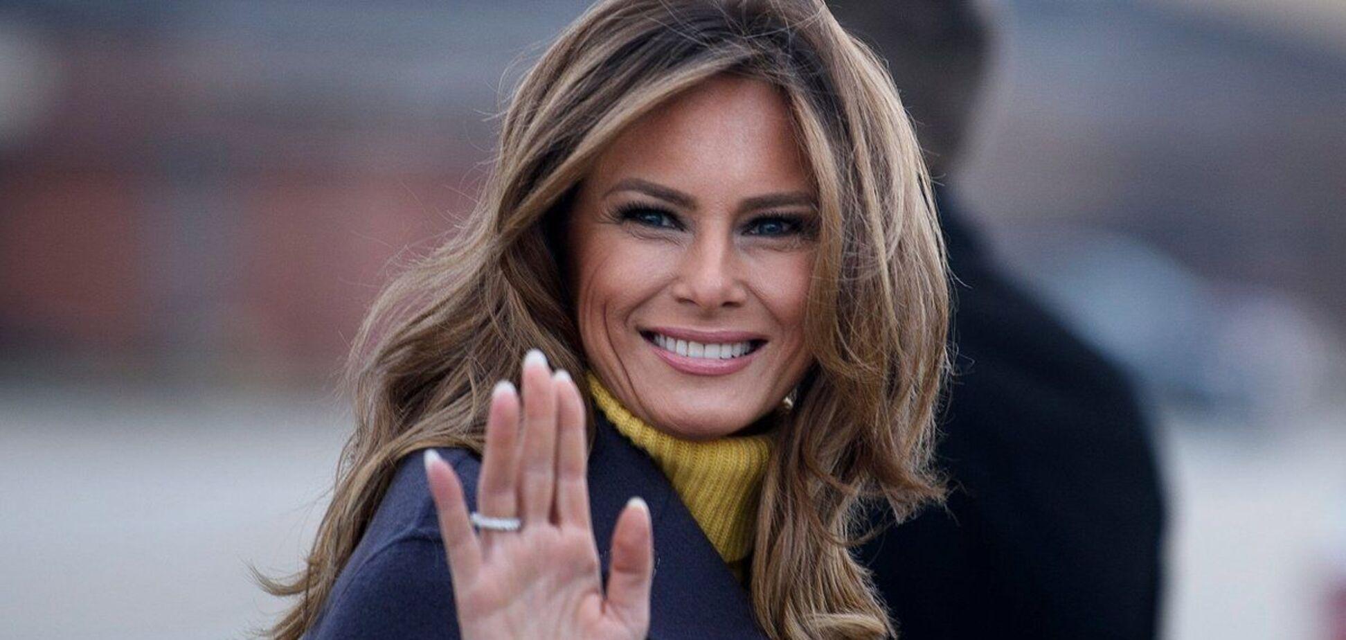Меланія Трамп планує написати мемуари про життя першої леді – ЗМІ