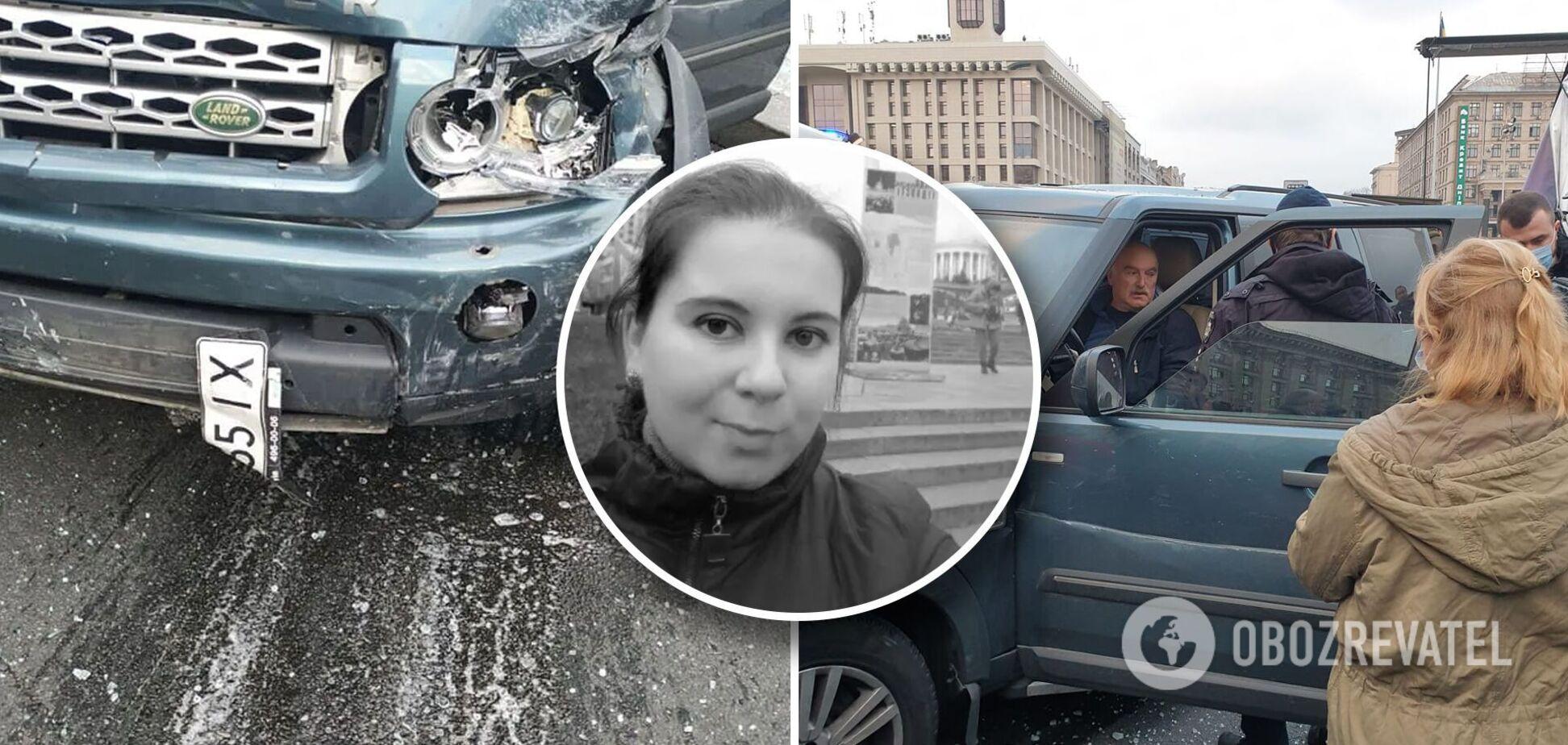Не хватило пары секунд для спасения, ее даже никто не дернул: друзья – о погибшей в ДТП на Майдане. Эксклюзив