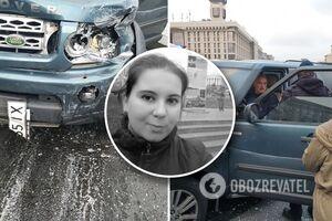 Не вистачило кількох секунд для порятунку, її навіть ніхто не смикнув: друзі – про загиблу в ДТП на Майдані. Ексклюзив