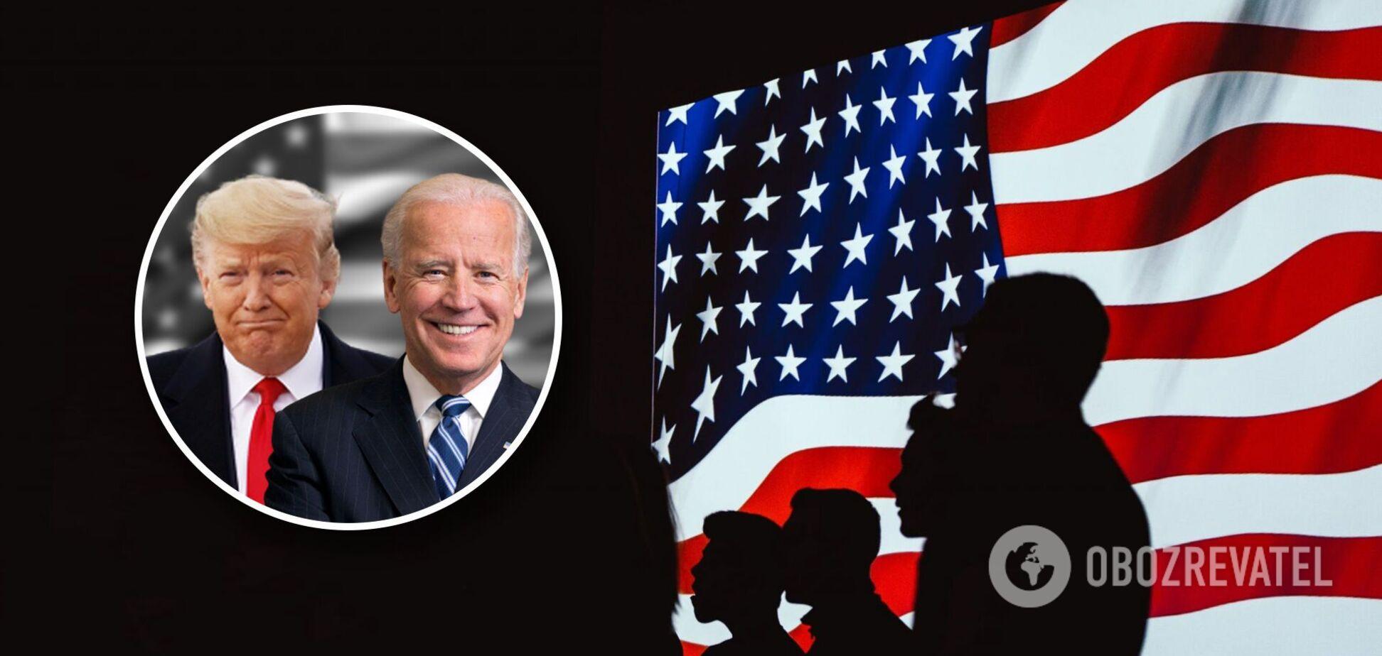 В США проходят сложные и скандальные выборы: OBOZREVATEL разобрался во всех тонкостях процесса