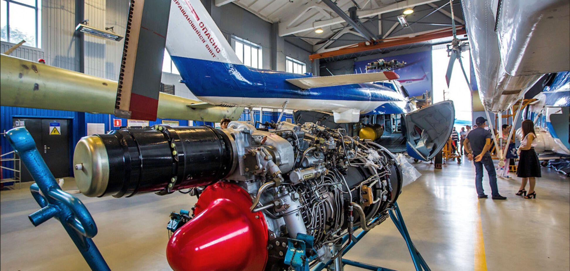 Чиновник 'Мотор Сичи' украл авиадвигатель для сбыта на 'черном' рынке