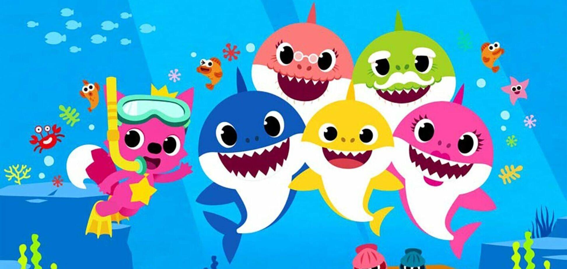 Детская песенка Baby Shark стала самым популярным видео в истории YouTube: в чем ее феномен