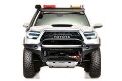 Toyota представит на выставке SEMA360 пикап для бездорожья